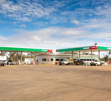 Puma Petrol Station/Roadhouse, Lot 2 Mitchell Hwy, Charleville, Qld 4470