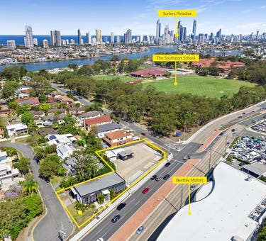 53 Winchester Street & 18 Harcourt Cresent, Southport, Qld 4215