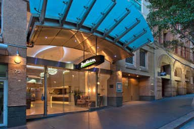 Radisson Hotel & Suites Sydney 72 Liverpool Street Sydney NSW 2000 - Image 2