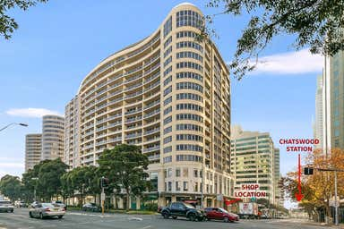 Shop 1, 809  Pacific Highway Chatswood NSW 2067 - Image 3