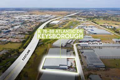 Warehouse B, 78-88 Atlantic Drive Keysborough VIC 3173 - Image 3
