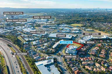 Approved Mixed Use Site, 46 Scottsdale Drive Robina QLD 4226 - Image 3