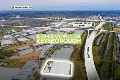 Warehouse B, 78-88 Atlantic Drive Keysborough VIC 3173 - Image 2