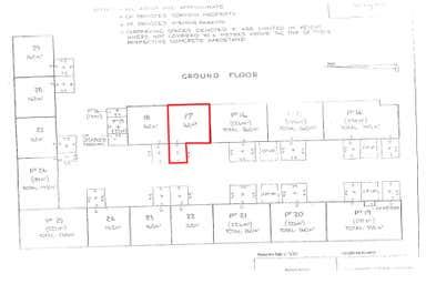 Unit 17, 29 Coombes Drive Penrith NSW 2750 - Floor Plan 1