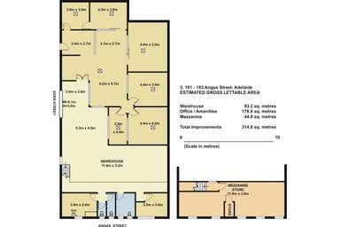 181 Angas Street Adelaide SA 5000 - Floor Plan 1