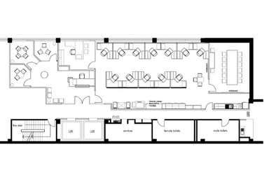 20 King William Street Adelaide SA 5000 - Floor Plan 1