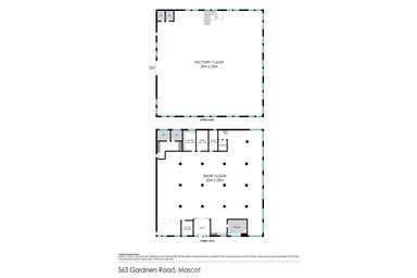 571-573 Gardeners Road Mascot NSW 2020 - Floor Plan 1