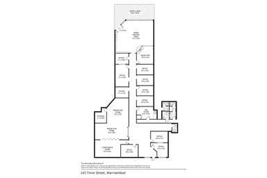143 Timor Street Warrnambool VIC 3280 - Floor Plan 1