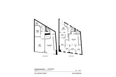 230-232 Crown Street Wollongong NSW 2500 - Floor Plan 1