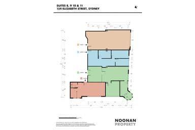 Metters Building, 154 Elizabeth Street Sydney NSW 2000 - Floor Plan 1