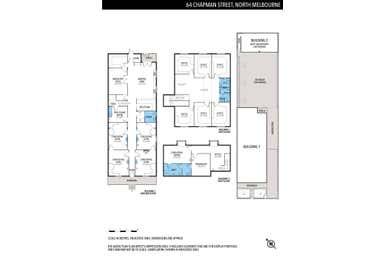 64 Chapman Street North Melbourne VIC 3051 - Floor Plan 1