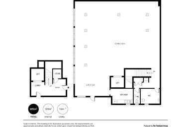 1, 2 & 3, 147 Marion Road Richmond SA 5033 - Floor Plan 1