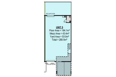 5/17 Willes Road Berrimah NT 0828 - Floor Plan 1