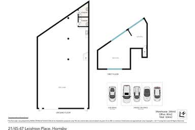 21/45-47 Leighton Place Hornsby NSW 2077 - Floor Plan 1