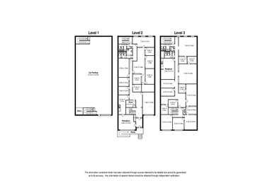 4 Bruce Street Preston VIC 3072 - Floor Plan 1