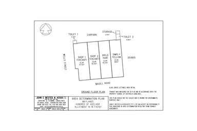 163-165 Magill Road Maylands SA 5069 - Floor Plan 1