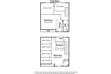 33/189B South Centre Road Tullamarine VIC 3043 - Floor Plan 1