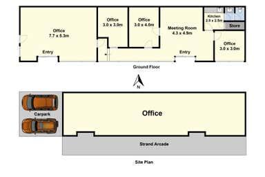 3-7/152 High Street Belmont VIC 3216 - Floor Plan 1
