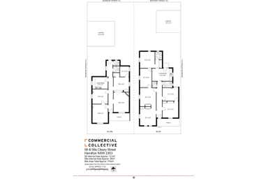 58 & 58A Cleary Street Hamilton NSW 2303 - Floor Plan 1