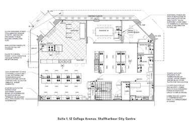 1/12 College Avenue Shellharbour City Centre NSW 2529 - Floor Plan 1
