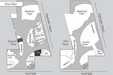 Soul Broadwalk, 4 The Esplanade Surfers Paradise QLD 4217 - Floor Plan 1
