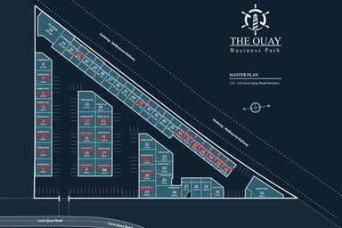 The Quay Business Park, 1-55/115-125 Corio Quay Road Norlane VIC 3214 - Floor Plan 1