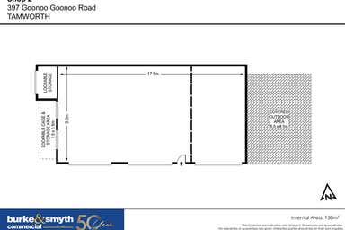 2/ 397 Goonoo Goonoo Road Tamworth NSW 2340 - Floor Plan 1