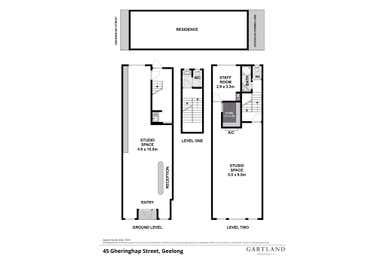45 Gheringhap Street Geelong VIC 3220 - Floor Plan 1