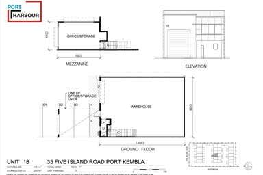18/35 Five Islands Road Port Kembla NSW 2505 - Floor Plan 1