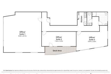 Suite 3, 4/81 The Parade Ocean Grove VIC 3226 - Floor Plan 1