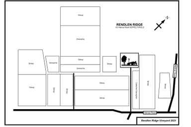 Rendlen Ridge Vineyard 130 Heinze Road Seppeltsfield SA 5355 - Floor Plan 1