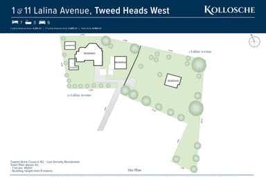 1 & 11 Lalina Avenue Tweed Heads West NSW 2485 - Floor Plan 1