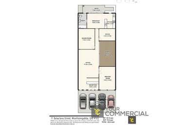 11 Balaclava Street Woolloongabba QLD 4102 - Floor Plan 1