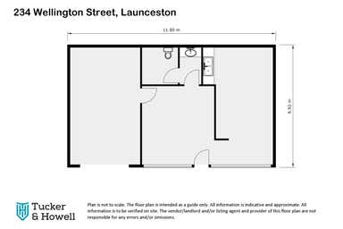 234 Wellington Street South Launceston TAS 7249 - Floor Plan 1
