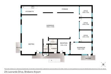 Brisbane Airport QLD 4008 - Floor Plan 1