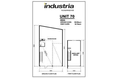 70/31-37 Norcal Road Nunawading VIC 3131 - Floor Plan 1