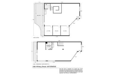3/66  Whiting Street Artarmon NSW 2064 - Floor Plan 1
