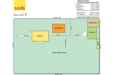 335-339 North East Road Hillcrest SA 5086 - Floor Plan 1