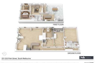 231-233 Park Street South Melbourne VIC 3205 - Floor Plan 1