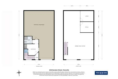 2/26 Earsdon Street Yarraville VIC 3013 - Floor Plan 1