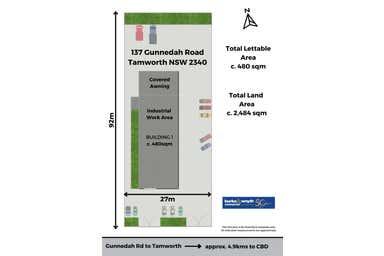 137 Gunnedah Road Tamworth NSW 2340 - Floor Plan 1