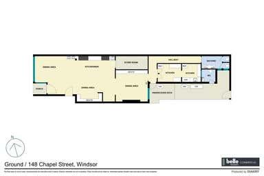 148 Chapel Street Windsor VIC 3181 - Floor Plan 1