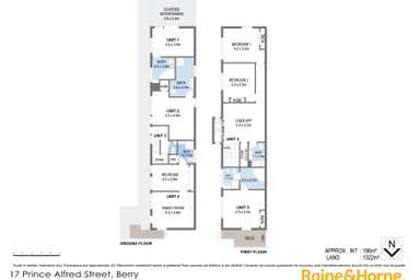 17 Prince Alfred Street Berry NSW 2535 - Floor Plan 1