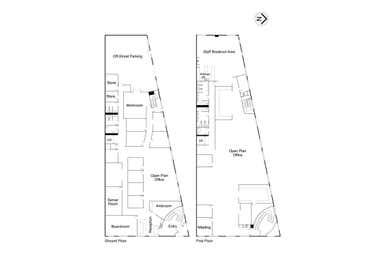 355-357 William Street West Melbourne VIC 3003 - Floor Plan 1