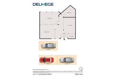 Lot 27, 20  Bungan Street Mona Vale NSW 2103 - Floor Plan 1