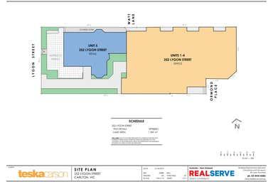 252 Lygon Street Carlton VIC 3053 - Floor Plan 1