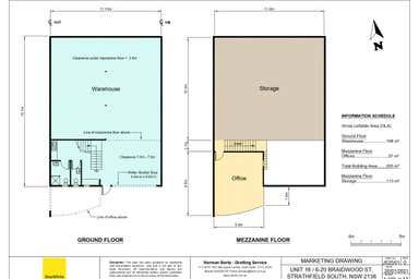 16/6-20 Braidwood st Strathfield South NSW 2136 - Floor Plan 1