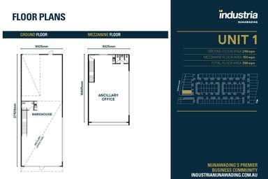 1/31-39 Norcal Road Nunawading VIC 3131 - Floor Plan 1
