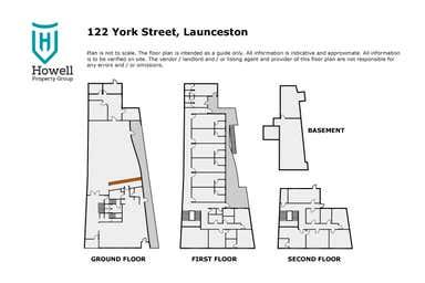 122 & 124-126 York Street Launceston TAS 7250 - Floor Plan 1