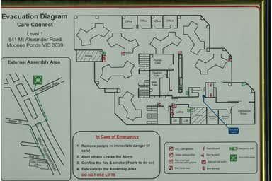 Level 1, 641 Mt Alexander Road Moonee Ponds VIC 3039 - Floor Plan 1
